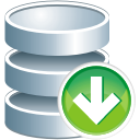 Database Down - icon #196005 gratis