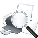 recherche d'imprimante - icon gratuit #196045