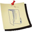 Папка - бесплатный icon #196355