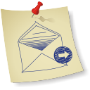 Send Email - icon gratuit(e) #196365