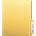 Folder - Kostenloses icon #196375