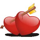 Bleeding Hearts - Free icon #196425