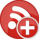 Добавить RSS - Free icon #196735