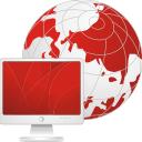 Globe Computer - бесплатный icon #196755