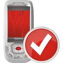 Mobile Phone Accept - Kostenloses icon #196945