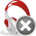 casque sans fil supprimer - icon gratuit #196955