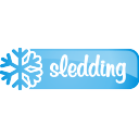 Sledding Button - icon gratuit #197115