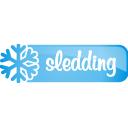 Sledding Button - Kostenloses icon #197115