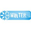 Winter Button - Free icon #197125