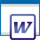 Paste From Word - icon #197275 gratis