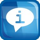 Show Info - Free icon #197345