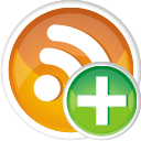 Rss Add - Free icon #197685