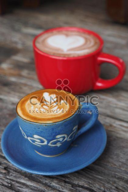 Kaffee latte - Kostenloses image #197875