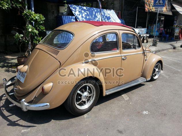 Volkswagen beatle - image gratuit #198065