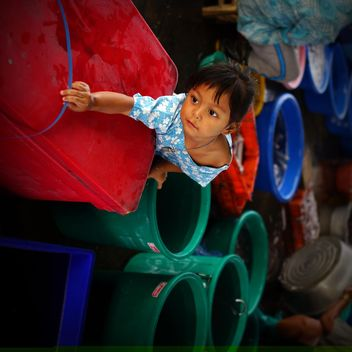 Kid in Hua Hin Thailand - Free image #198085