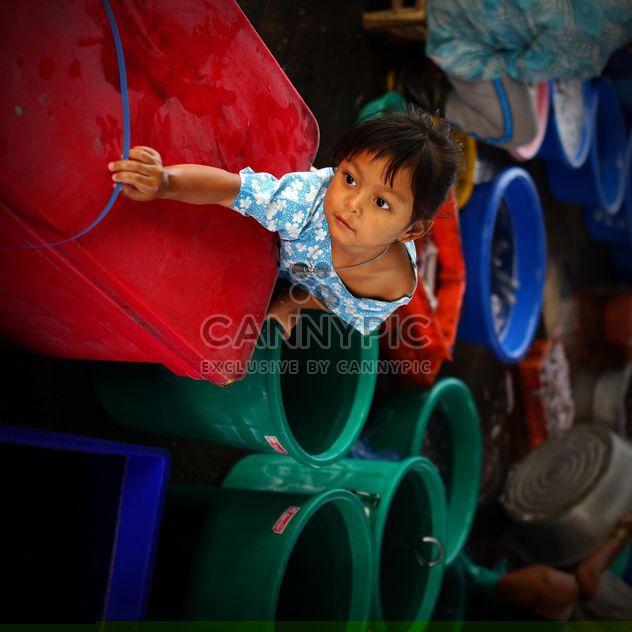 Criança em Hua Hin Tailândia - Free image #198085