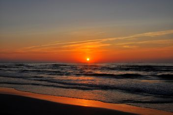 Sunrise at Black Sea - Kostenloses image #198125