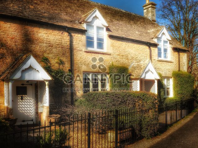 Cotswold village house,houses exterior - Free image #198355
