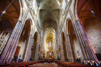 cathedral indoor - image #198595 gratis