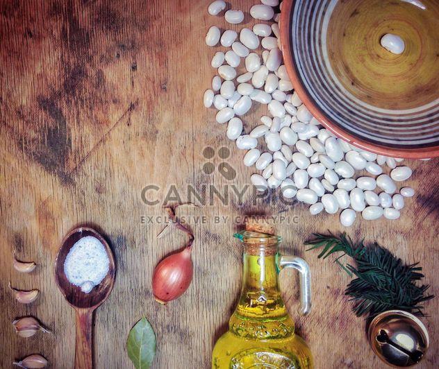 Ingrédients pour la cuisine - image gratuit #198975