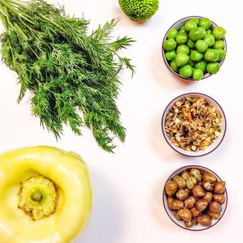 vegetables and nuts - image gratuit(e) #198985