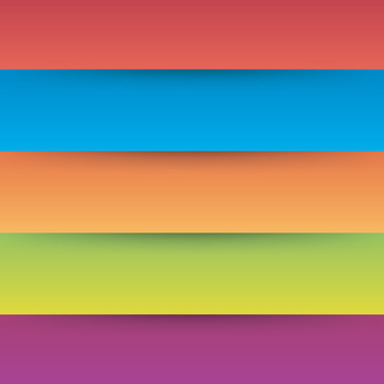 Free Colorful Gradient Vector - Kostenloses vector #202445
