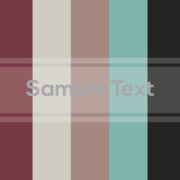 Striped Background Vector - vector #202525 gratis