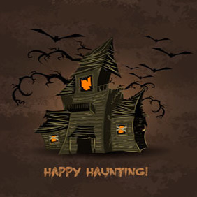 Free Halloween Illustration #3 - Free vector #203045