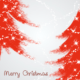 Christmas Illustration 34 - Free vector #203185