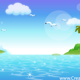 Beautiful Artwork - vector #203315 gratis