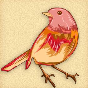 Birds 54 - Kostenloses vector #203745