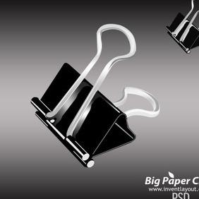 Papper Clip - Kostenloses vector #204125