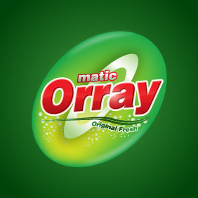 Laundry Soap Logo - Kostenloses vector #204185
