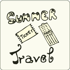 Summer 22 - vector #204855 gratis
