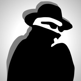 Detective Avatar - Free vector #204905