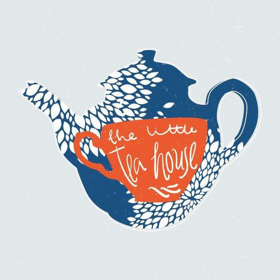 Maison de thé - vector gratuit(e) #205535
