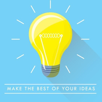 Lightbulb - Free vector #205685