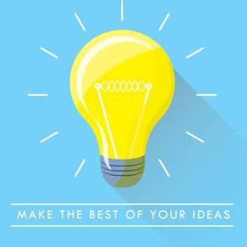 Lightbulb - бесплатный vector #205685