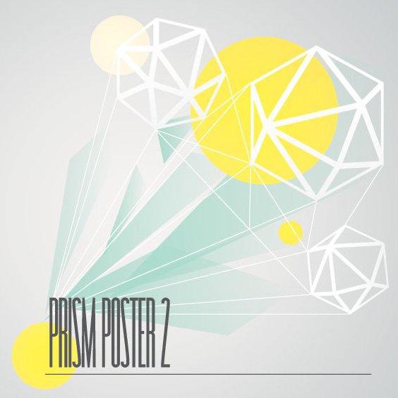 Prisma-Plakat 2 - Free vector #205775