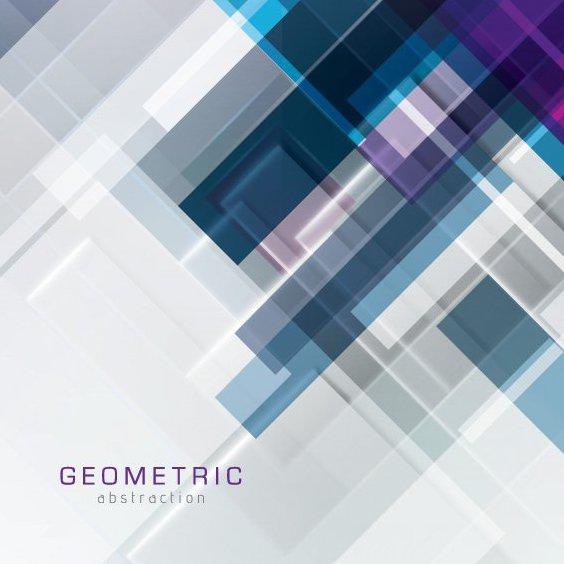Abstração geométrica - Free vector #205985