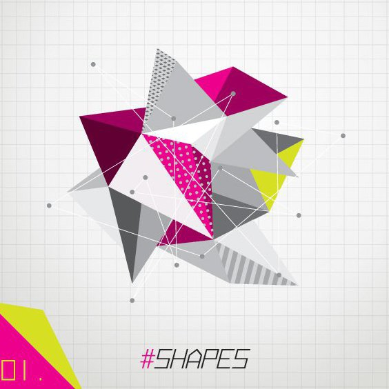 Shapes - Free vector #206165