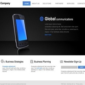 Vector Website Templates - Free vector #206695