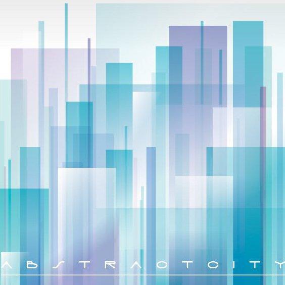 Абстрактные город - Free vector #207925