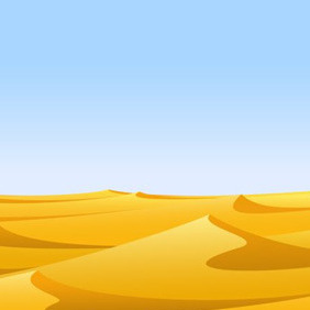 Desert Sands - Free vector #208015