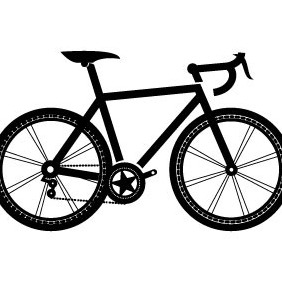 Bicycle Vector Image - Free vector #208445