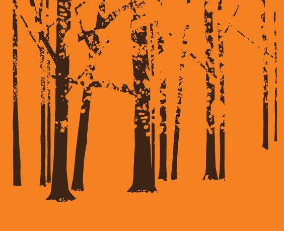 Parque de otoño - vector #209225 gratis