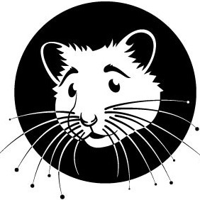 Hamster Vector Image - Free vector #209415