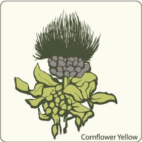 Cornflower - Free vector #209595