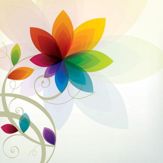 Flor de verano - vector #209605 gratis