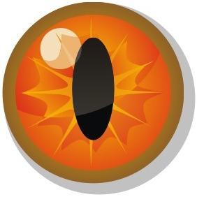 Snake Eye - бесплатный vector #210135